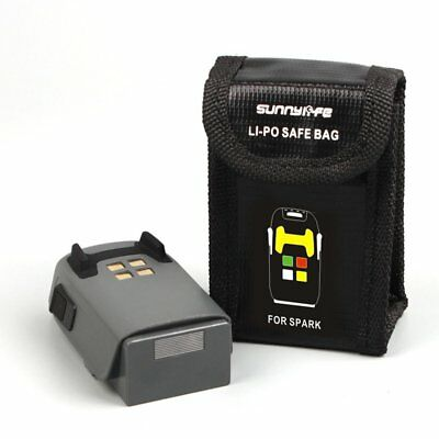 AU11.54 • Buy SunnyLife Battery Storage Bag Container For DJI Spark