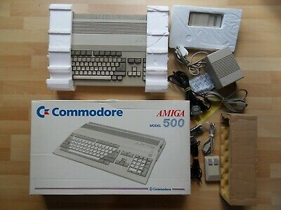 £224.99 • Buy Boxed & Fully Working, Really Good Condition Computer - COMMODORE AMIGA 500