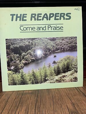 """£3.99 • Buy The Reapers """"Come And Praise"""" Worship 12 Inch LP"""