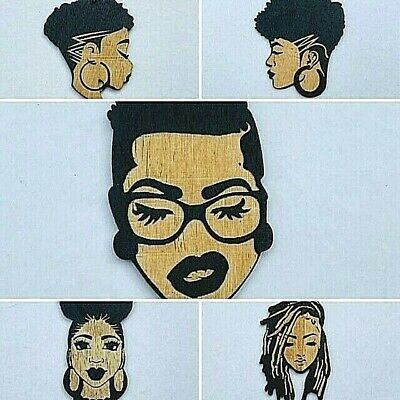 £3.29 • Buy Afrocentric Engraved Ethnic Fashion Earrings (III) - 5 Options
