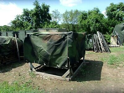 $345 • Buy Military Surplus M1101 1102 Cargo Trailer Cover  12470989-1 Truck Camo  Us  Army