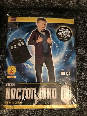 £11.99 • Buy Doctor Who 11th Doctor Child's Fancy Dress Cosplay Costume (Age 7-8) Matt Smith