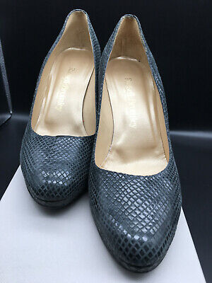 £30 • Buy Russell & Bromley Aquatalia Size 40 / 7  Grey Skin Shoes Excellent Condition