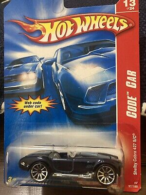 £1.64 • Buy 2007 Hot Wheels Ford Shelby Cobra 427 S/C  #97 Red Code