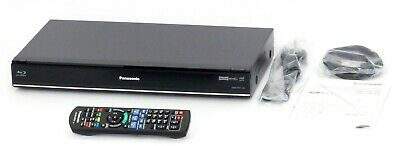 £89.99 • Buy Panasonic DMR-PWT530 500GB HDD Twin Tuner Freeview+ HD Recorder + Blu-ray Player