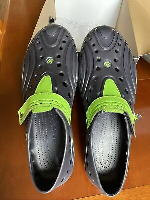 $42.95 • Buy DAWGS Spirit Golf Shoes Mens Navy/Lime Sz 16/50 New In Box