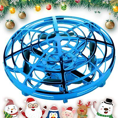 AU13.45 • Buy SHWD UFO Drones For Kids, Hand Operated Mini Drone Child Kids Drone With Leds