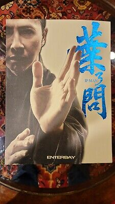 $450 • Buy Enterbay RM-1069 IP MAN 3 1/6 Donnie Yen Chi Tan - NEW/MIB - COMPLETE US SELLER!