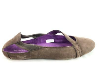 $29 • Buy Patagonia Maha Womens Size 8 39 Brown Leather Slingback Ballet Flats