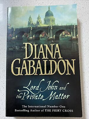 AU7.95 • Buy Lord John And The Private Matter (An Outlander Story) Diana Gabaldon (PB, 2004)