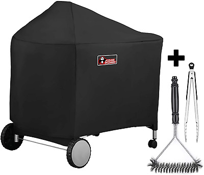 $ CDN62.93 • Buy Grill Cover Replace Weber 7152 Fit 22  Weber Performer, Premium, Deluxe Grills