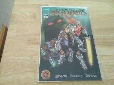 £3.49 • Buy Micronauts # 1 Image Comic's 2002, Dynamic Forces Exclusive Cover, With C.O.A.