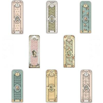 £7.99 • Buy CLEARANCE - 8 Packs Of Santoro Mirabelle Deco Mache Decoupage Papers New Lot 2