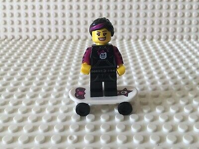 £1.49 • Buy Lego Minifigure Series 6 Skater Girl With Skateboard Straight From  Packet