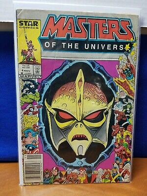 $7 • Buy Masters Of The Universe #4 Hordak Anniversary Cover - Newsstand VG+