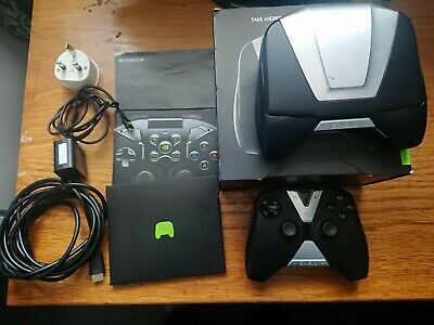 $ CDN211.20 • Buy Nvidia Shield Portable Rooted Android 5.1 With Controller And 128gb Micro Sd