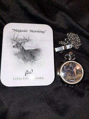 $6.80 • Buy Majestic Morning By Al Agnew Pocket Watch NEW