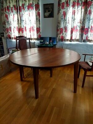 £40 • Buy Round Drop Leaf Dining Table Used