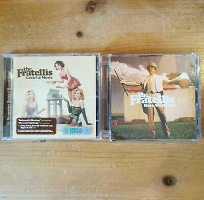 £1.99 • Buy The Fratellis 2 CD Bundle Costello Music Here We Stand