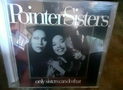 £5.99 • Buy Pointer Sisters - Only Sisters Can Do That