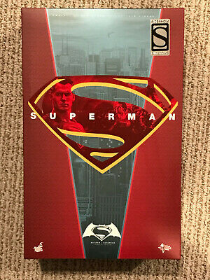 $ CDN227.50 • Buy Hot Toys Mms343 Superman Exclusive Special Edition Version 1:6 Scale Figure Bvs