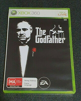 AU35 • Buy The Godfather Xbox 360 Game Complete