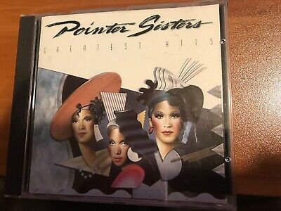 £2.18 • Buy Pointer Sisters CD - Greatest Hits