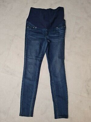 £5 • Buy H&M Over Bump Maternity Skinny Jeans Size L