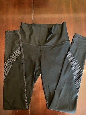 $ CDN65 • Buy Lululemon Mapped Out High-Rise Tight  28  Size 8 Black Glacier Grey