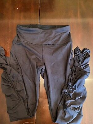 $ CDN65.99 • Buy Lululemon Ready To Rulu Tight 28  Black Size 6 Ruched High Rise Org108$