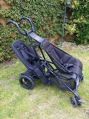 £100 • Buy Micralite TwoFold Stroller Built In Buggy Board And Pram & LOTS OF ACCESSORIES
