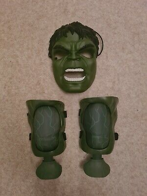 £10 • Buy Children's Avengers Incredible Hulk Mask And Mighty Muscle Power Pack