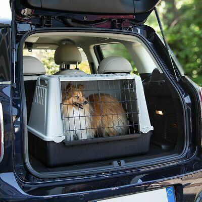 £63.29 • Buy Atlas Mini Car Dog Crate Practical Pet Carrier Transporting Box With Carry