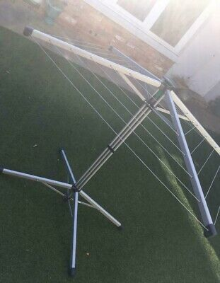 £35 • Buy Camping Leifheit Airer/ Washing Line