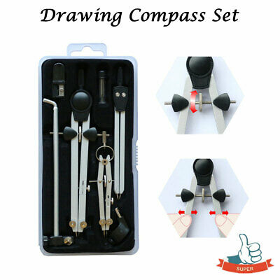 £14.49 • Buy Technical Precision Drawing Set Compass Set Extension Arm With Replacement Lead
