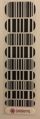 AU1.35 • Buy Jamberry Nail Wraps Half Sheet Retired Next In Line SSE
