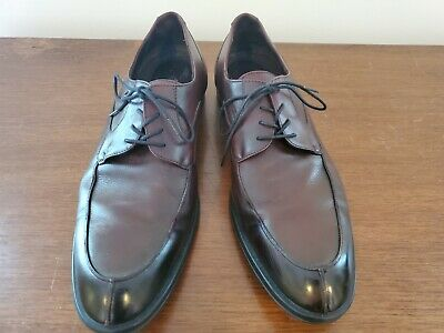 $39.97 • Buy Mens Size 12M Bruno Magli Oxblood Leather Lace Oxford Dress Shoes