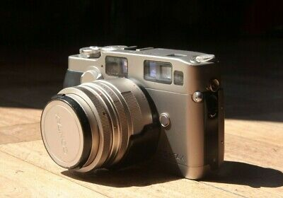$ CDN1298.33 • Buy Contax G2 35mm Rangefinder With Cal Zeiss 3.5-5.6/35-70mm Near Perfect
