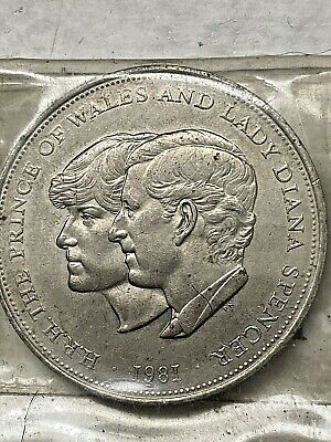 £5 • Buy Commemorative Charles And Diana Wedding Coin