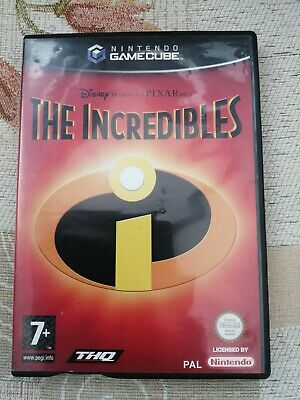 £7.50 • Buy The Incredibles Nintendo Gamecube Game Pal Case And Disc