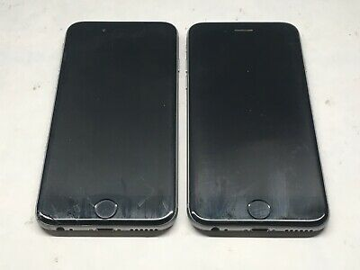 $ CDN60.41 • Buy LOT Of 2 - Apple IPhone 6 (A1586/A1549) - *NO POWER* - Unknown Carriers - ZK
