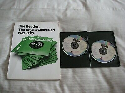 £17.99 • Buy THE BEATLES BACKING TRACKS TWO DISCs 51 TOP TRACKS PLUS THE BEATLES THE SINGLES