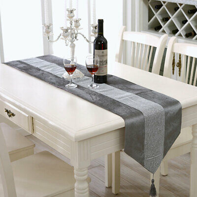 AU29.34 • Buy Christmas Party Printed Table Runner Rectangle Tablecloth Dining Tea Home Decor