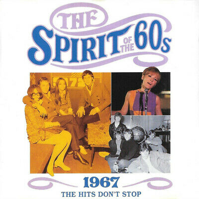 £22.99 • Buy Various - The Spirit Of The 60s: 1967 The Hits Don't Stop (CD, Comp)