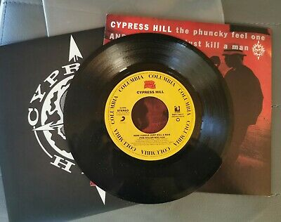 £15 • Buy Cypress Hill The Phunky Feel One / How I Could Kill A Man 7  Vinyl Rare