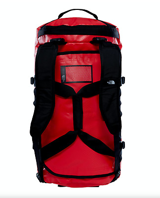 £98.75 • Buy The North Face Base Camp Duffel M 71l, Tnf Red/tnf Black