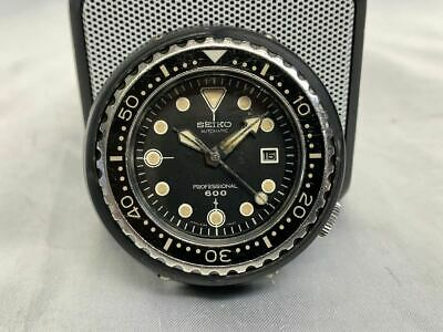 $ CDN4840.68 • Buy Seiko Professional Diver 6159-7010 Rare Automatic Mens Watch Authentic Working