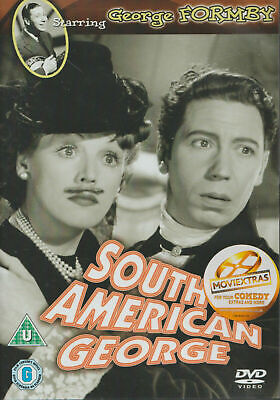 £2 • Buy Dvd/ South American George (george Formby) Vgc!