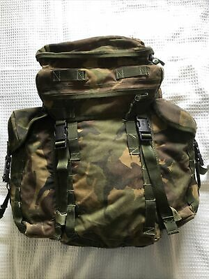 £10 • Buy 30L Grade 2 Issued Military DPM Patrol Day Sack Small Rucksack Backpack Hunting
