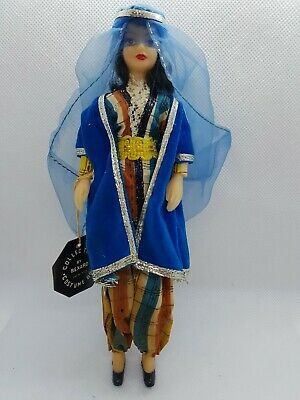 £8.50 • Buy Vintage Rexard Empire Doll Complete Costume Doll With Tag - Collectors